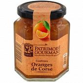 Patrimoine gourmand confiture oranges de Corse 325g