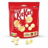 KitKat Ball billes de chocolat blanc sachet de 250g