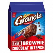 Granola brownie chocolat 180g