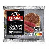 Tournedos filet x2 Charal