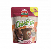 Riga chick'os family pack filets poulets 300g