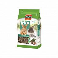 Riga granulés lapins nains thym/yucca  sd-up 1kg