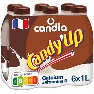 Candy'Up chocolat bp 6x1l