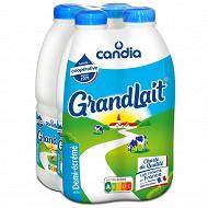 Grandlait de candia lait demi-écrémé 4 X 1,5 l