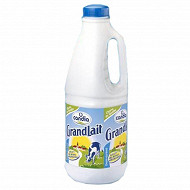 Grandlait lait demi-écréme bouteille 1.5l