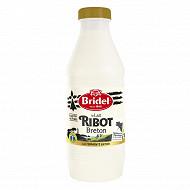 Bridel lait Ribot fermenté entier 1l