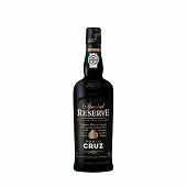 Cruz Porto spécial reserve 75cl 19% Vol.