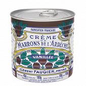 Faugier crème de marrons de l'Ardèche 500g