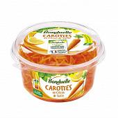 Bonduelle carottes au jus de citron de Sicile 180g