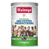 Max Havelaar petit producteurs café moulu 250g