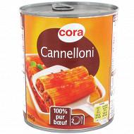 Cora cannelloni boeuf 800g