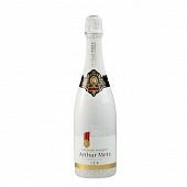 Arthur Metz ice demi-sec crémant d'Alsace blanc 75cl Vol.12%