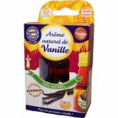Sainte lucie arôme naturel de vanille Blister 20ml