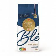 Gruau d'or farine t45 1kg