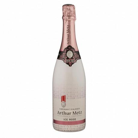 Crémant d'Alsace Ice Rosé Arthur Metz 75cl Vol.12%