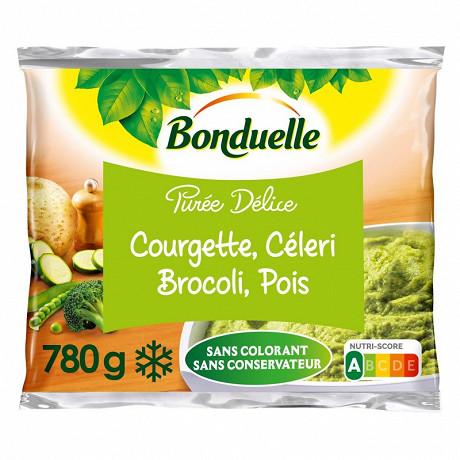 Bonduelle purée délice vert 780g
