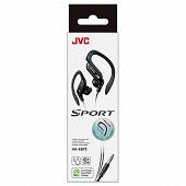 Jvc Ecouteurs clip sport noir HA-EB75-BN-U