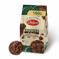 Delacre cookies double chocolat 150g