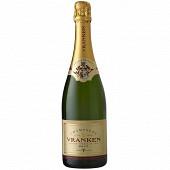 Vranken brut  Grande réserve champagne 75cl 12%vol