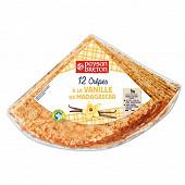 Paysan breton 12 crêpes à la vanille de madagascar 370g