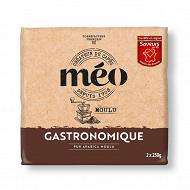 Méo café moulu gastronomique 2x250g