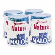 Malo yaourt nature 4 x 125g