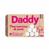 Daddy demi morceau de sucre 750g