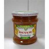 Beyer confiture bio mirabelles 370g