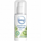 Intimy gel lubrifiant intime naturel 150ml