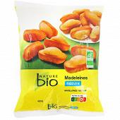 Nature bio madeleine bio 400g
