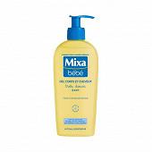 Mixa gel en pompe corps et cheveux 2 en 1 250ml