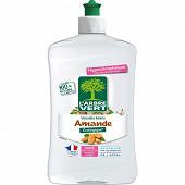 L'arbre vert liquide vaisselle à l'amande 500ml
