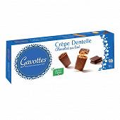 Gavottes crêpe dentelle chocolat au lait 90g