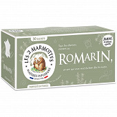Les 2 Marmottes infusion romarin 45g