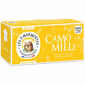 Les 2 Marmottes infusion camomille 30g