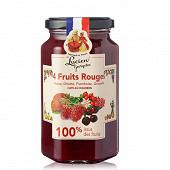 Lucien Georgelin préparation de fruit 4 fruits rouges 100% 300g