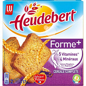 Lu Heudebert biscotte pack forme +  280g