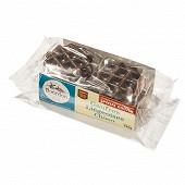 Biscuiterie Bourdon gaufres liégoises chocolat individuel x6 390g