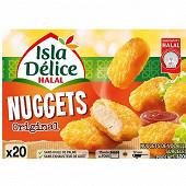 Isla Délice nuggets halal 400 g