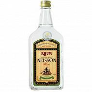 Neisson rhum blanc 55% Vol 1L