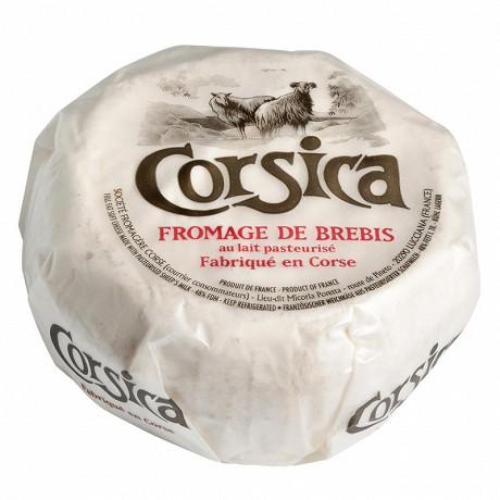 Corsica fromage de brebis 250g 28%mg