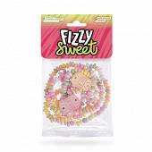 Fizzy sweet sachet de 5 colliers candy 110 g