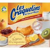 Les Craquelins de Saint Malo Les petites tartines 90g