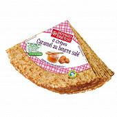 Paysan breton 6 crêpes caramel au beurre salé 230g