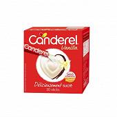 Canderel vanilla 50 sticks