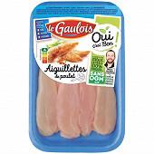 Le Gaulois aiguillette de poulet x9 sous atmosphère 210g