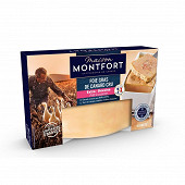 Maison Montfort foie gras de canard cru extra éveiné 450g
