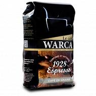 Warca cafe en grains 1928 expresso 500g