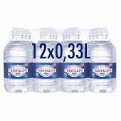 Cristaline eau source bouchon sport  12x33cl