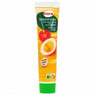 Cora mayonnaise à la moutarde de Dijon tube 175g